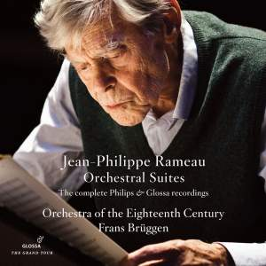 Jean-Philippe Rameau: Orchestral Suites Product Image