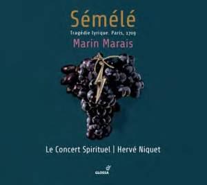Marais, M: Sémélé Product Image