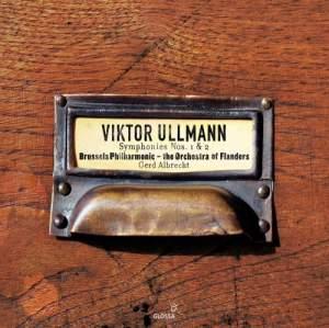 Viktor Ullmann - Symphonies No. 1 & 2