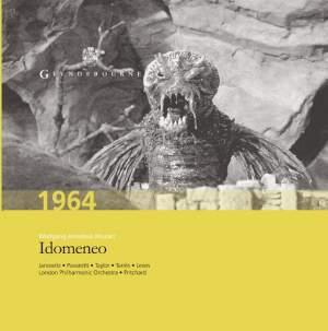 Mozart: Idomeneo, K366 Product Image