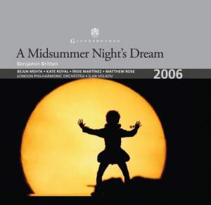 Britten: A Midsummer Night's Dream Product Image