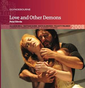 Eötvös: Love and Other Demons Product Image