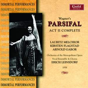 Wagner: Parsifal, Act Two