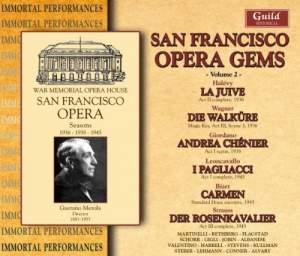 San Francisco Opera Gems: Volume 2