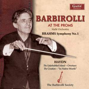 Barbirolli at the Proms