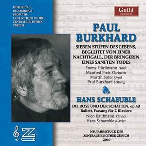 Music by Paul Burkhard & Hans Schaeuble