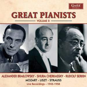Great Pianists: Vol. 2