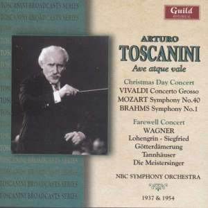 Toscanini conducts…Christmas Day Concert etc