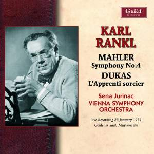 Karl Rankl conducts Mahler and Dukas