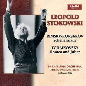 Leopold Stokowski conducts Scheherazade