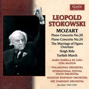 Leopold Stokowski: Mozart
