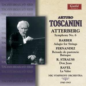 Atterberg: Symphony No. 6