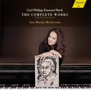CPE Bach: Complete Works for Piano Solo