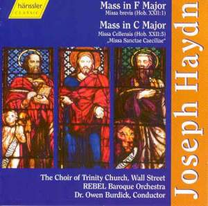 Haydn: Cäcilienmesse and Missa brevis'