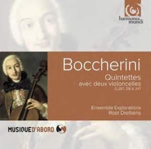 Boccherini: Quintets with two cellos
