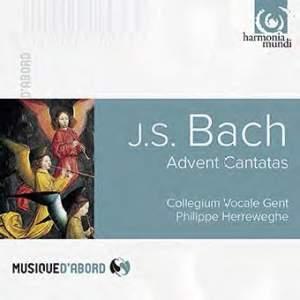 JS Bach: Advent Cantatas