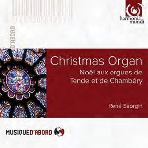 Christmas on the organs of Tende & Chambéry