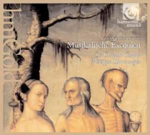 Schütz - Musikalische Exequien & Kleine geistliche Konzerte