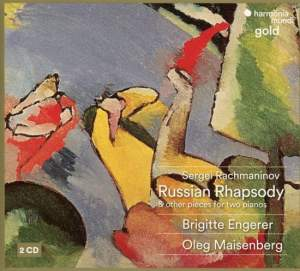 Rachmaninov: Works for 2 Pianos & Four-Hand Piano