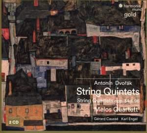 Dvorak: Quintets & String Quartets