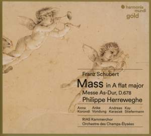 Schubert: Mass No. 5, D678 & Mendelssohn: Psalm 42
