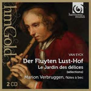 Eyck: The Flute's Garden of Delights (selected works)