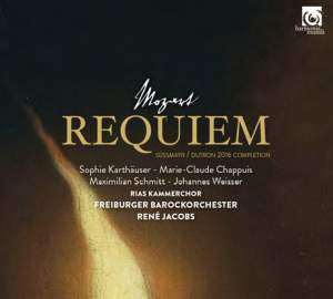 Mozart: Requiem - Vinyl Edition