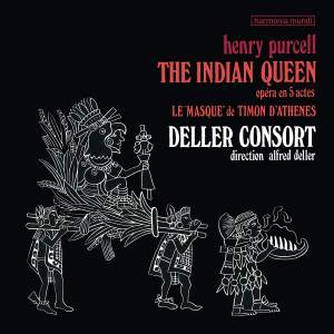 Purcell: The Indian Queen - Vinyl Edition Product Image