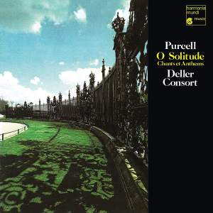 Purcell: O Solitude - Vinyl Edition Product Image