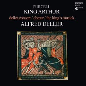 Purcell: King Arthur - Vinyl Edition Product Image