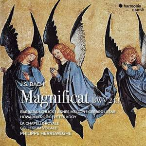Bach, J S: Magnificat in D major, BWV243 Product Image
