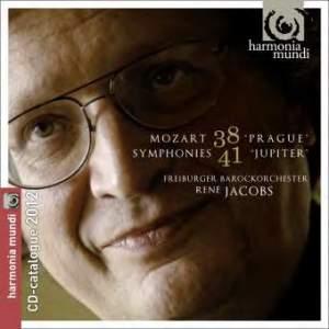 Mozart: Symphonies Nos. 38 & 41