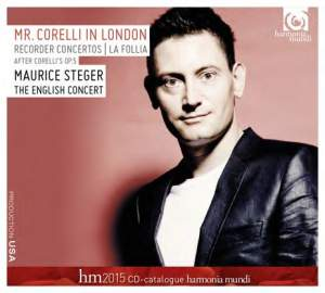 Mr Corelli in London