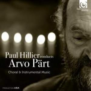 Paul Hillier conducts Arvo Pärt