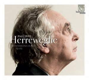 Herreweghe - the harmonia mundi years