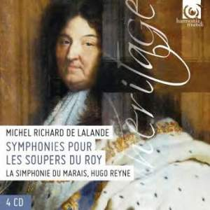 Lalande: Symphonies pour les soupers du Roy