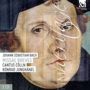 JS Bach: Missae breves BWV 233-36
