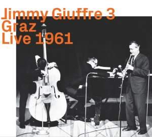 Jimmy Giuffre 3 - Graz Live 1961 Product Image