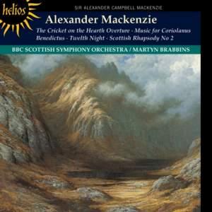 Alexander Mackenzie: Orchestral Music