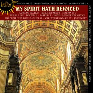 My spirit hath rejoiced
