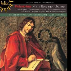 Palestrina: Missa Ecce ego Johannes