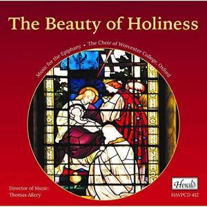 The Beauty of Holiness - Music For the Epiphany Product Image