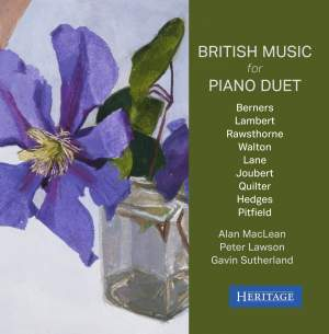 British Music for Piano Duet Product Image