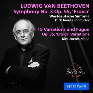 Beethoven: Symphony No. 3 'Eroica' & Eroica Variations Product Image