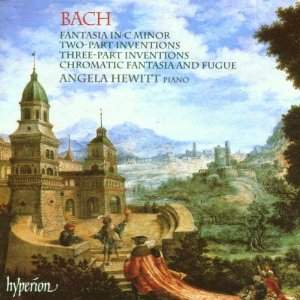 J.S Bach: The Inventions