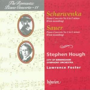 The Romantic Piano Concerto 11 - Scharwenka & Sauer