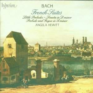 J.S Bach: The French Suites