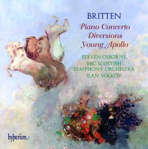 Britten: Complete Works for Piano & Orchestra