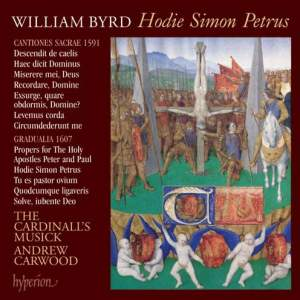 Byrd Edition Volume 11 - Hodie Simon Petrus Product Image