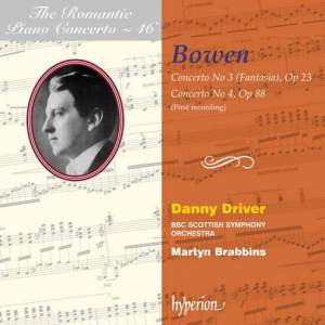 The Romantic Piano Concerto 46 - York Bowen